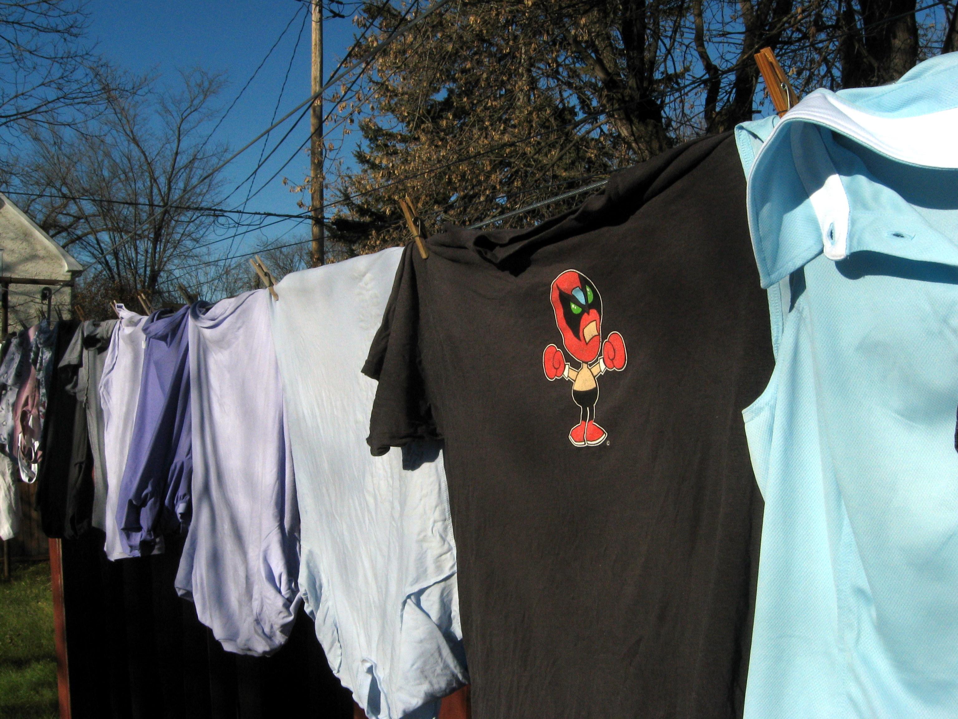 File Photo: Laundry
