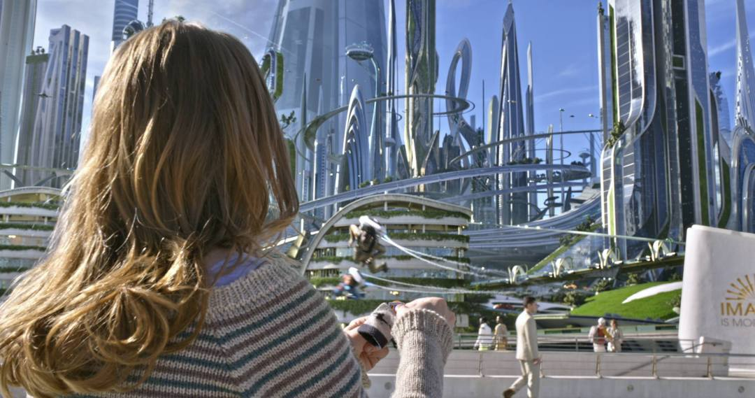 Still from Tomorrowland