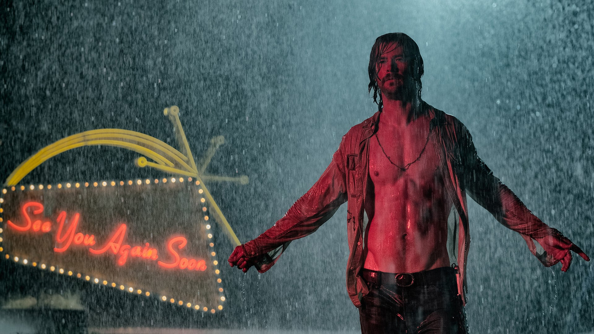 Still from Bad Times at the El Royale