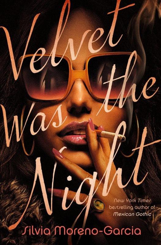 Cover: Velvet Was the Night